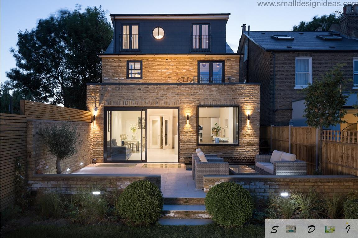 Exterior Private Home Ownership In London