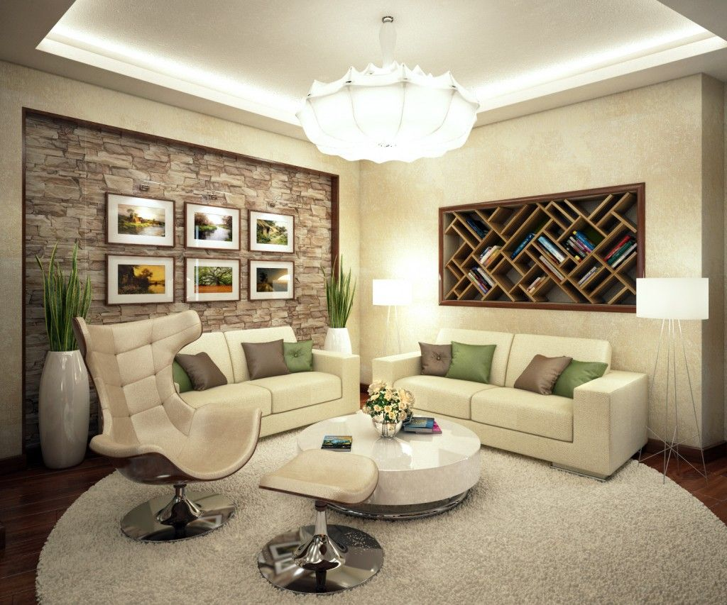 Modern Interior Pictures Placement Advice for hi-tech room design
