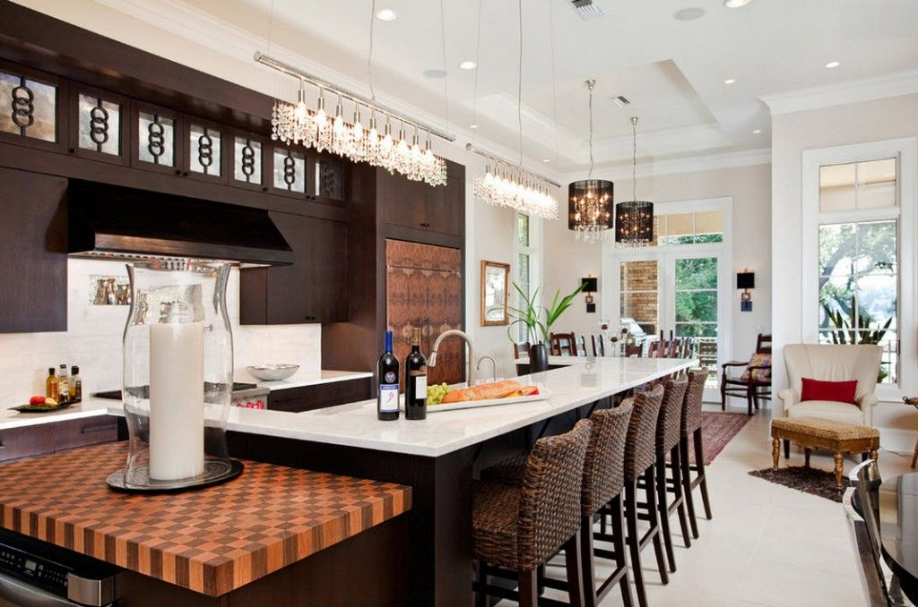 Stylish Kitchen Chandelier Types: Classic To Avant-Garde