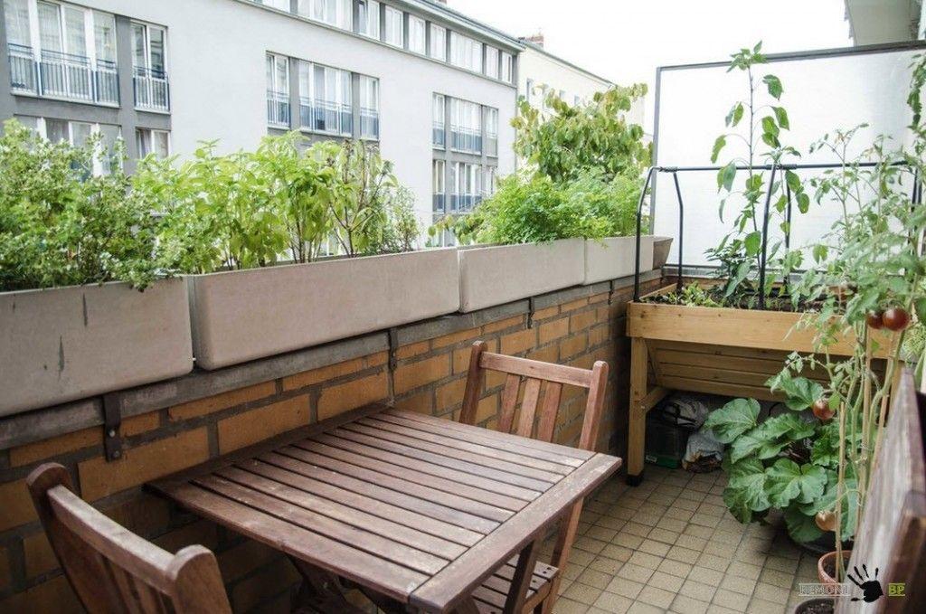 Cozy loggia of Berlin Retro apartment