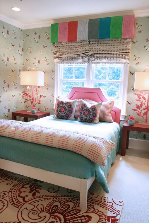Proper Childrens Room Lighting Advice Photos. Joyful interior with color abundance for active kids