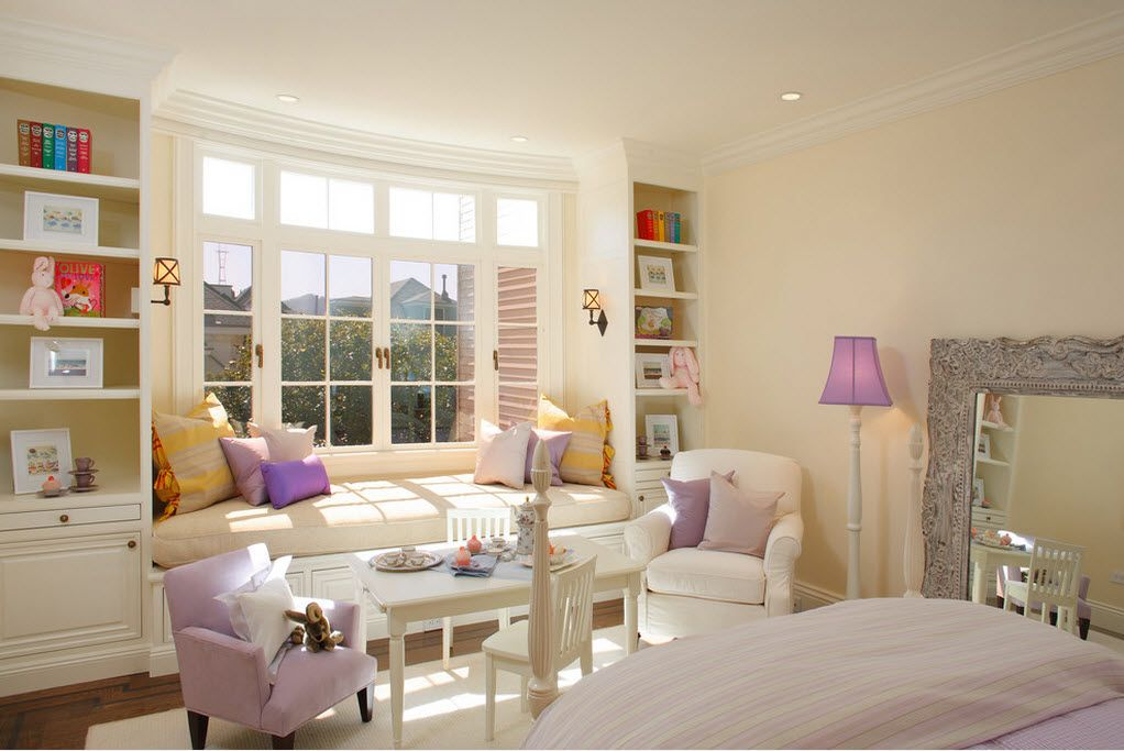 Proper Childrens Room Lighting Advice Photos. Modest spotlights can fill the light room with decent illumination