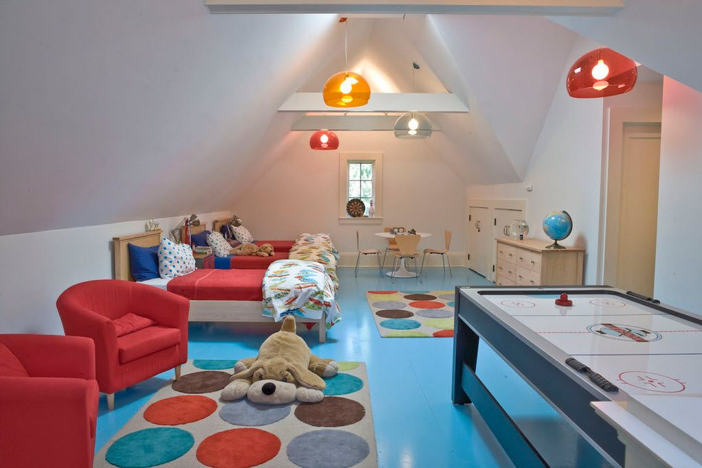 Proper Childrens Room Lighting Advice Photos. Long childrens room lighting scheme
