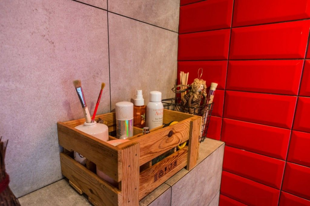 Loft Studio Apartment Interior Design Ideas. Creative elements for real artists