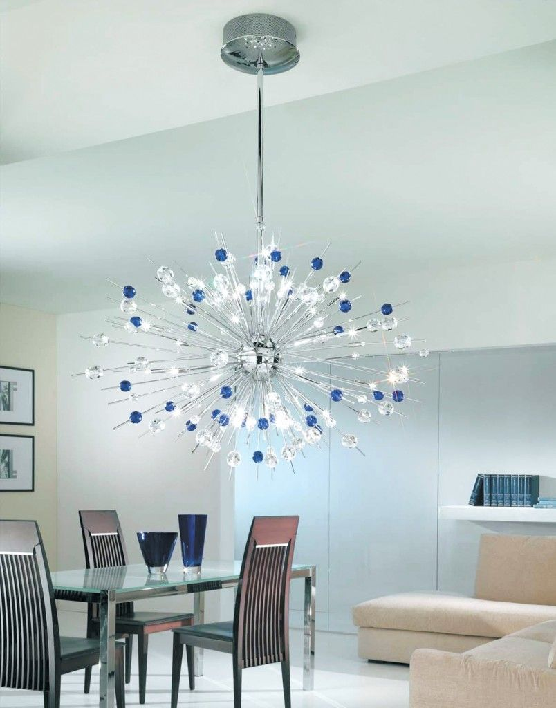 Living Room Lighting Placement Schemes. Pendant light