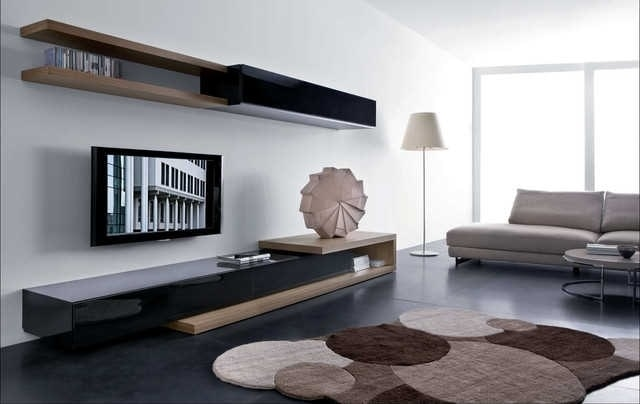 Minimalism in design when decorating a recreation area