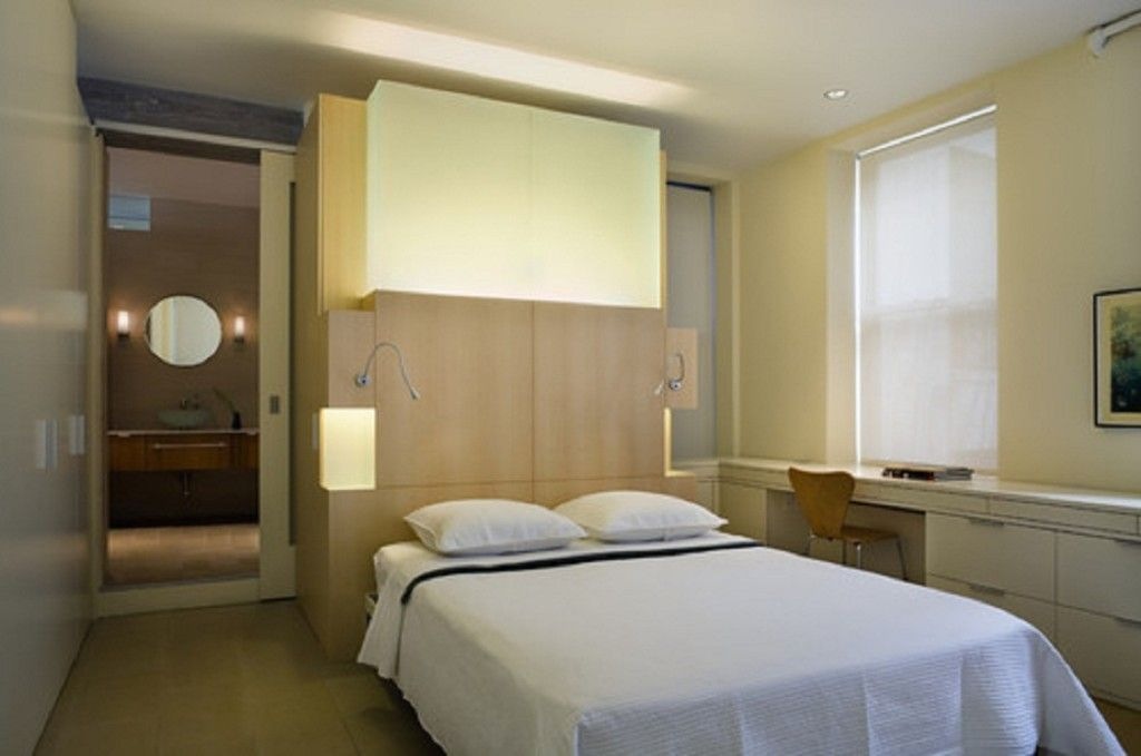 Proper Bedroom Interior Lighting Schemes Photos in the wooden themed finish