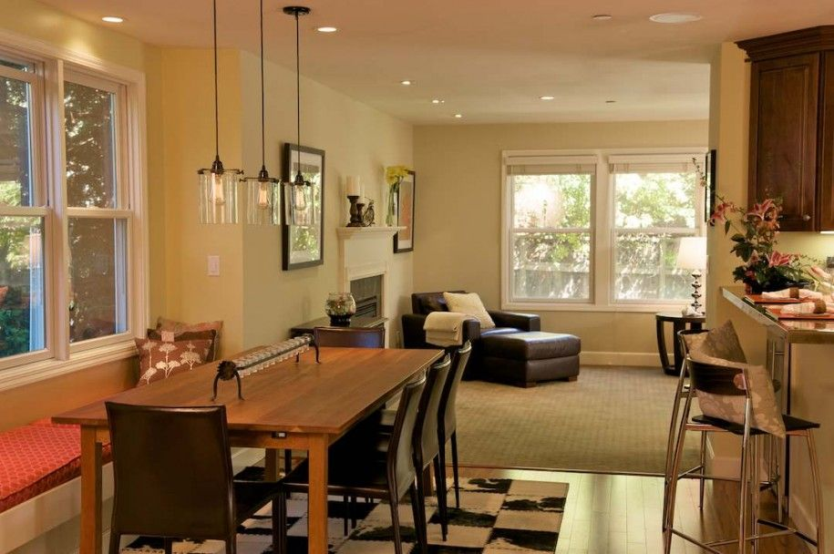 ... dining-room-plus-ceiling-lighting-with-decor-and-dining-room-pendant