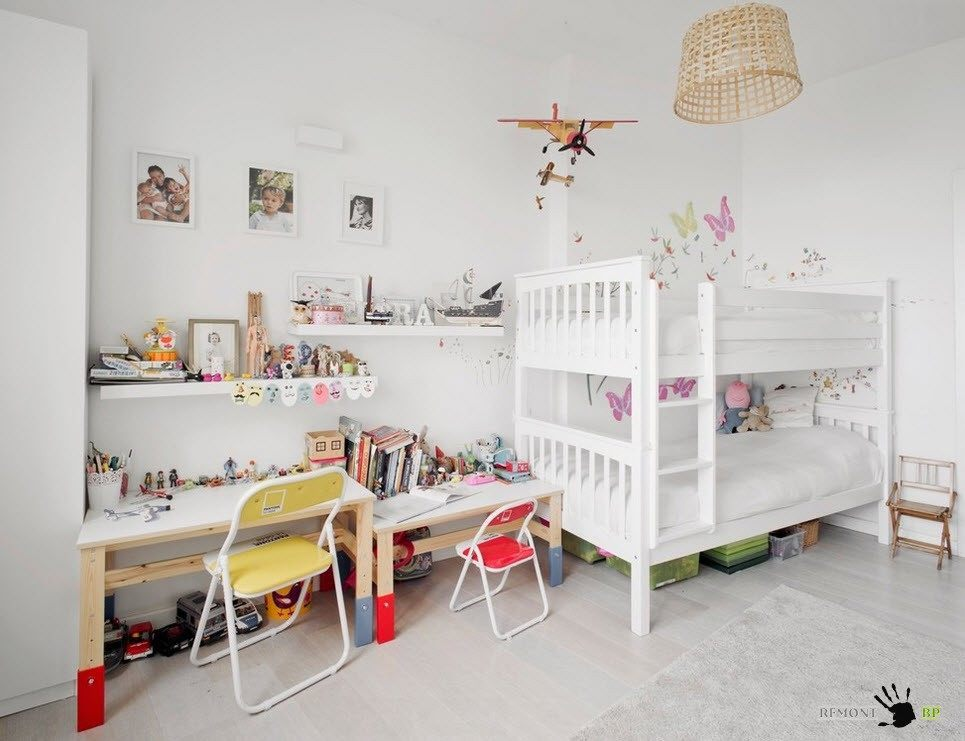Kids` Room Furniture Selection Advice.  Nice design for infants