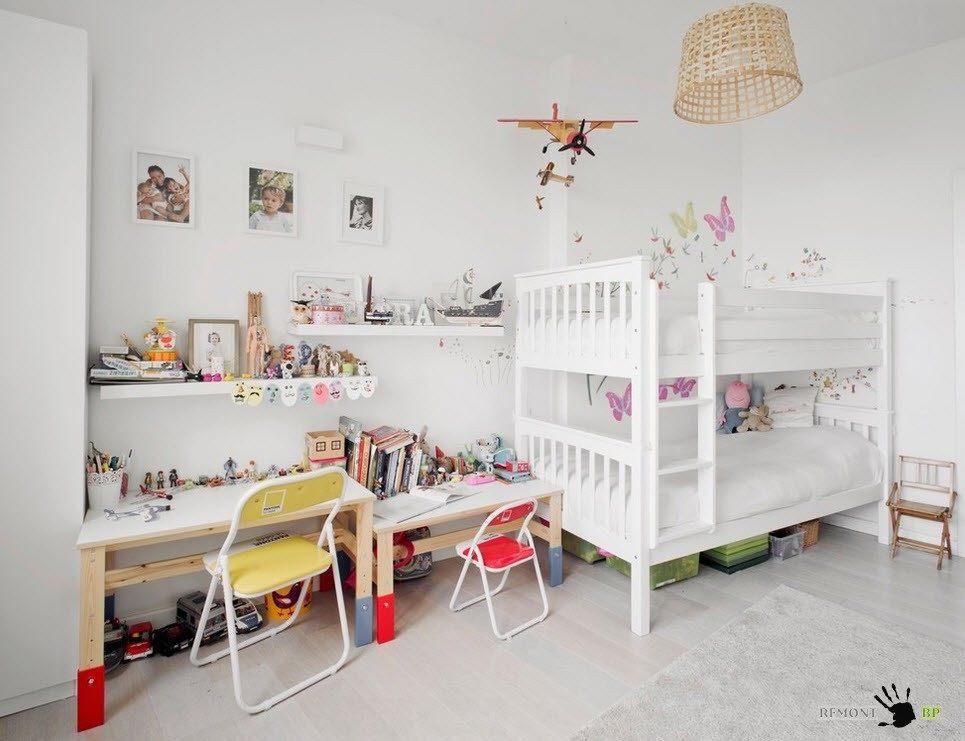 Kids` Room Furniture Selection Advice.  Nice design for infants