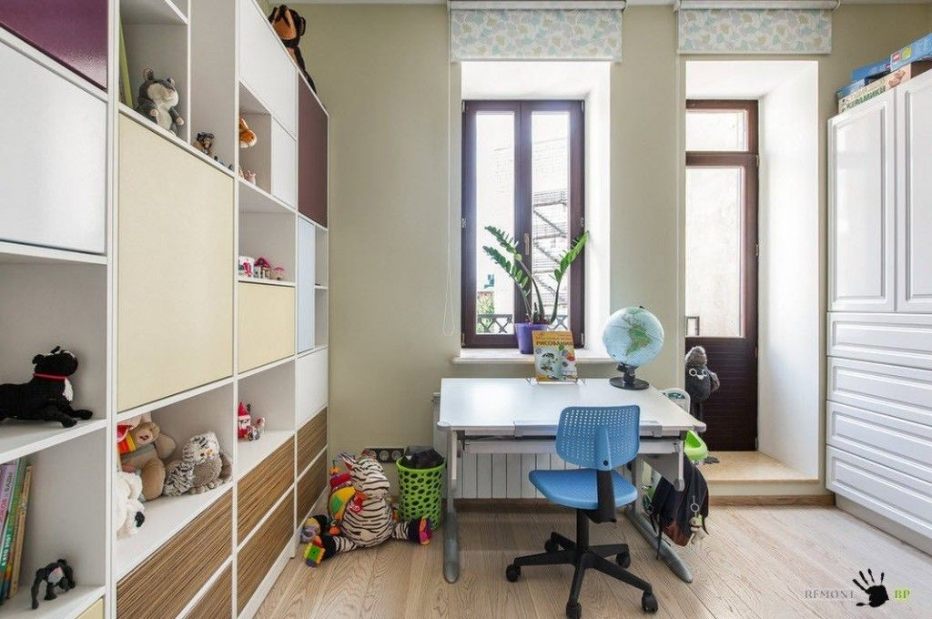 Kids` Room Furniture Selection Advice. Space full of toys is the child`s dream