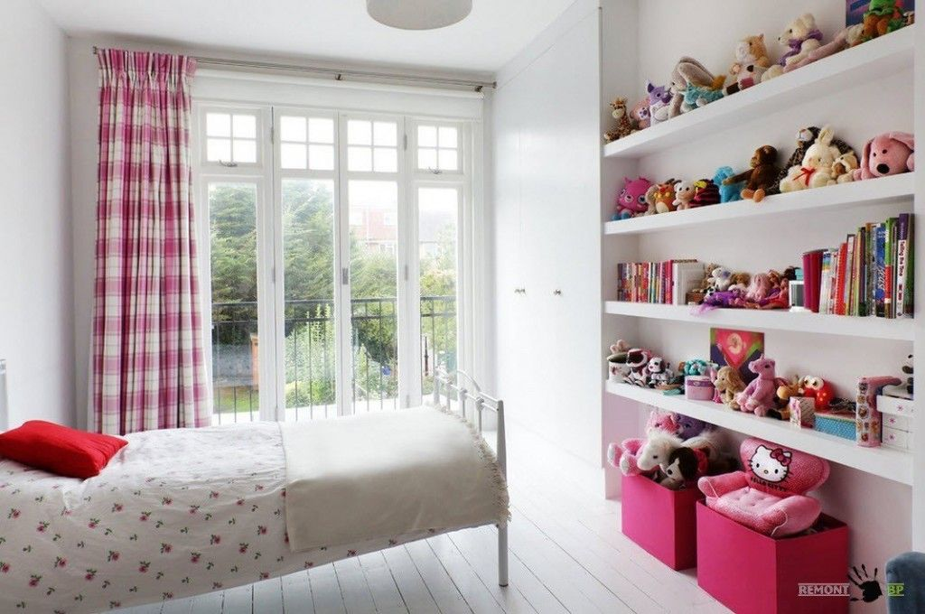 Kids` Room Furniture Selection Advice. Girl`s bedroom design