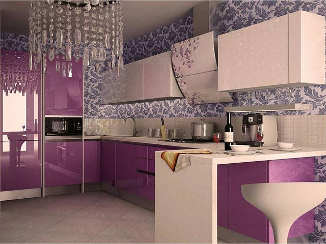 Kitchen Tiles Color Ombination Basic Rules In The Purple U And Ideas