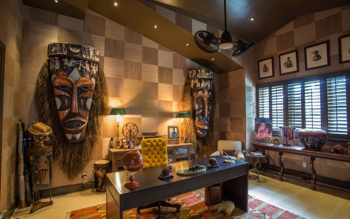African Interior Design Style Small Design Ideas