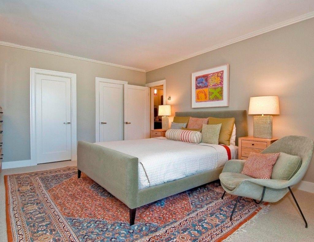 Rugs, Carpet, Carpeting Interior Design Ideas. Flamboyantly painted carpet