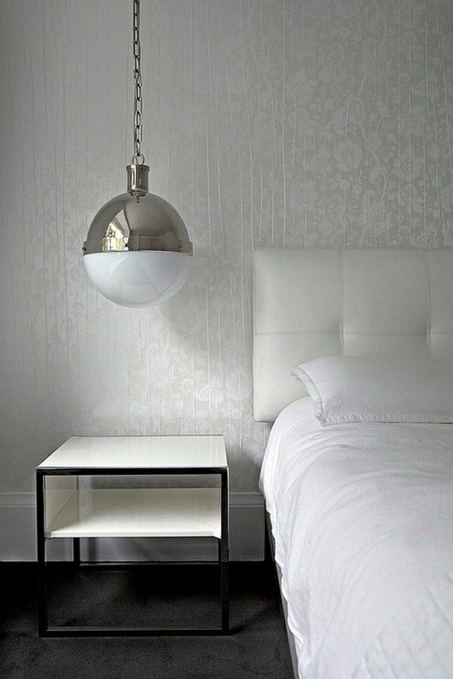 Modern Interior Design Light Fixtures Choice. Minimalistic foor pendant baloon lamp