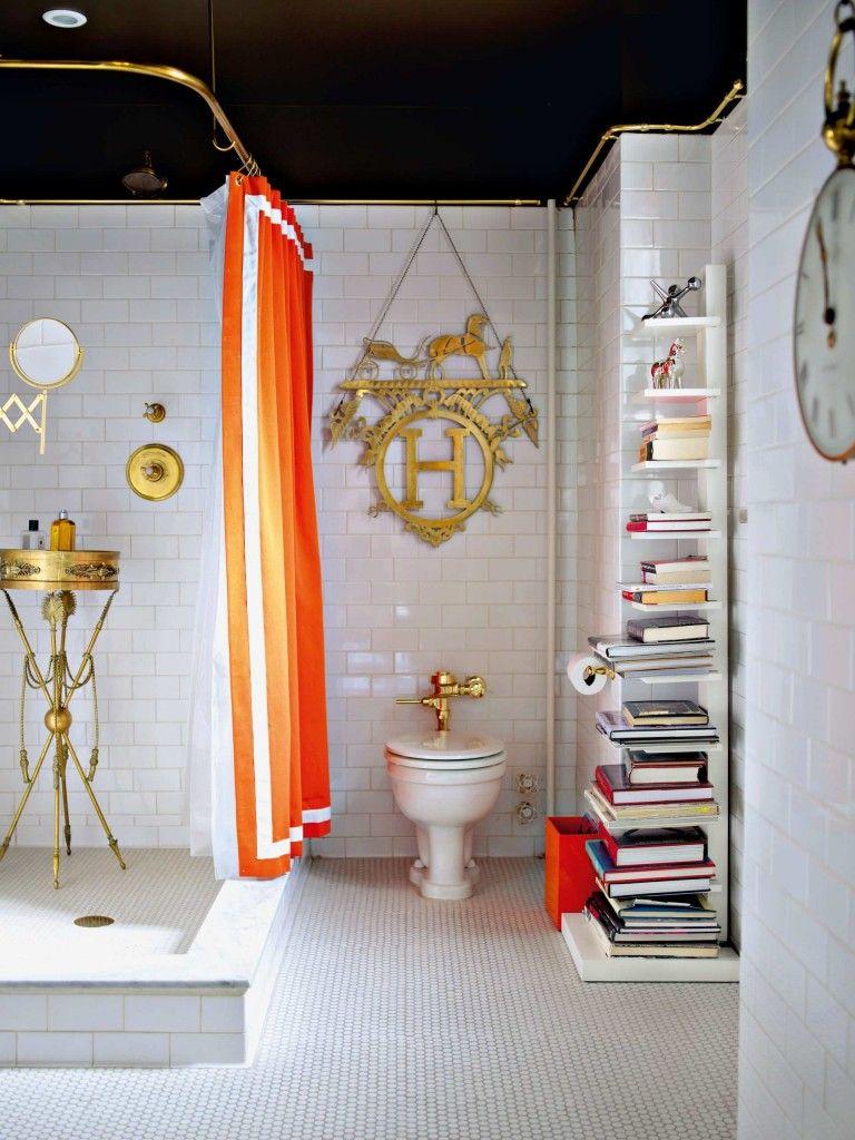 Nice Unusual Bookshelves Interior Decoration. Unusual innovative toilet shelf for books