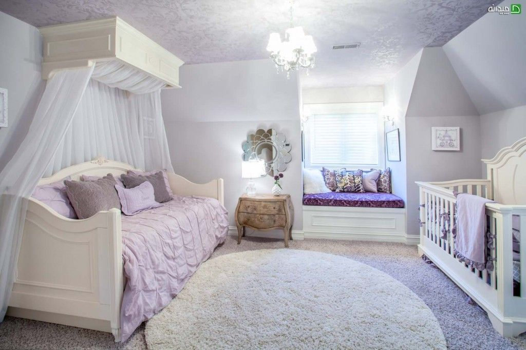 Rugs, Carpet, Carpeting Interior Design Ideas in the nice fluffy nursery bedroom for the whole family
