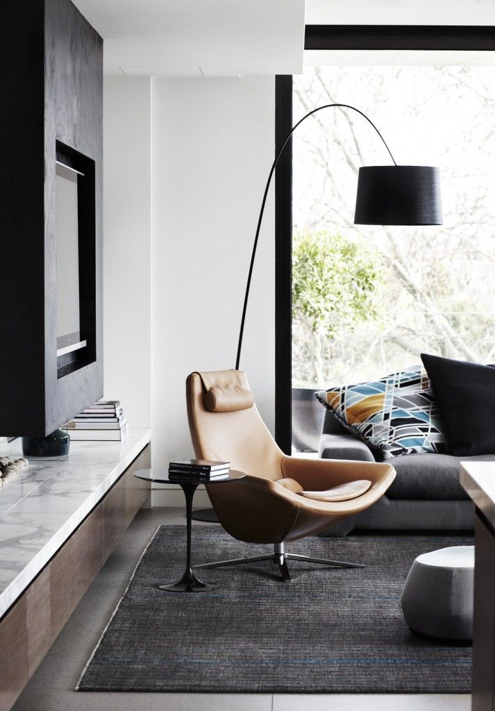 Modern Interior Design Light Fixtures Choice. Futuristic design requires minimalism of forms and innovation of technology