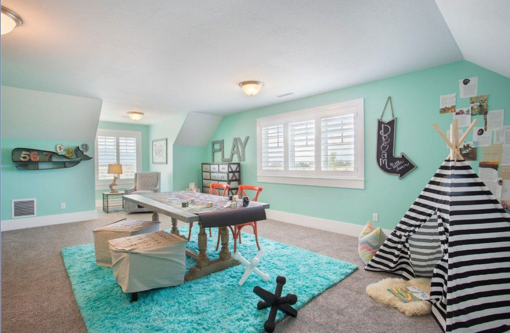 Rugs, Carpet, Carpeting Interior Design Ideas. Turquoise and other colors are ideal for the carpeting