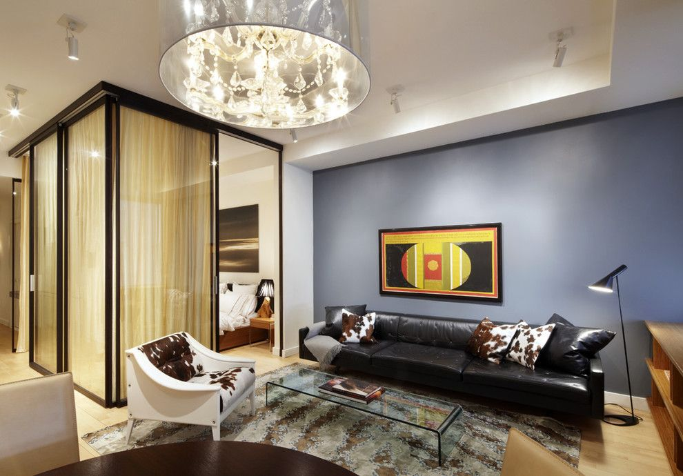 Interior Partitions Room Zoning Design Ideas. Special glass zoners for dleeping space
