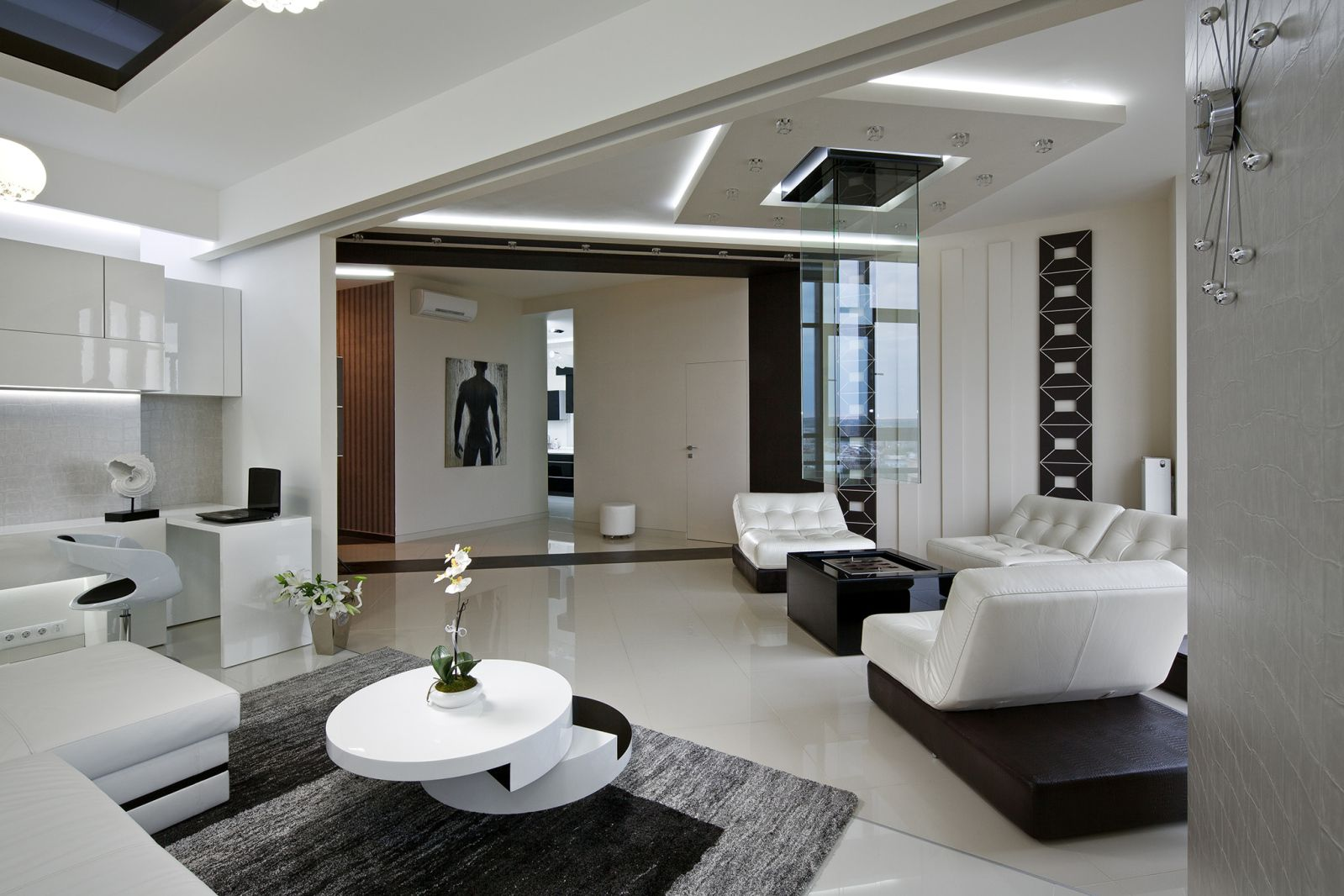 Apartment Design Styles interior design styles combination in modern ukrainian apartment