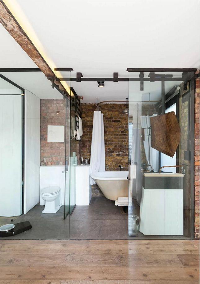 Choosing New Bathroom Design Ideas 2016. Brickwork Design In The Bath