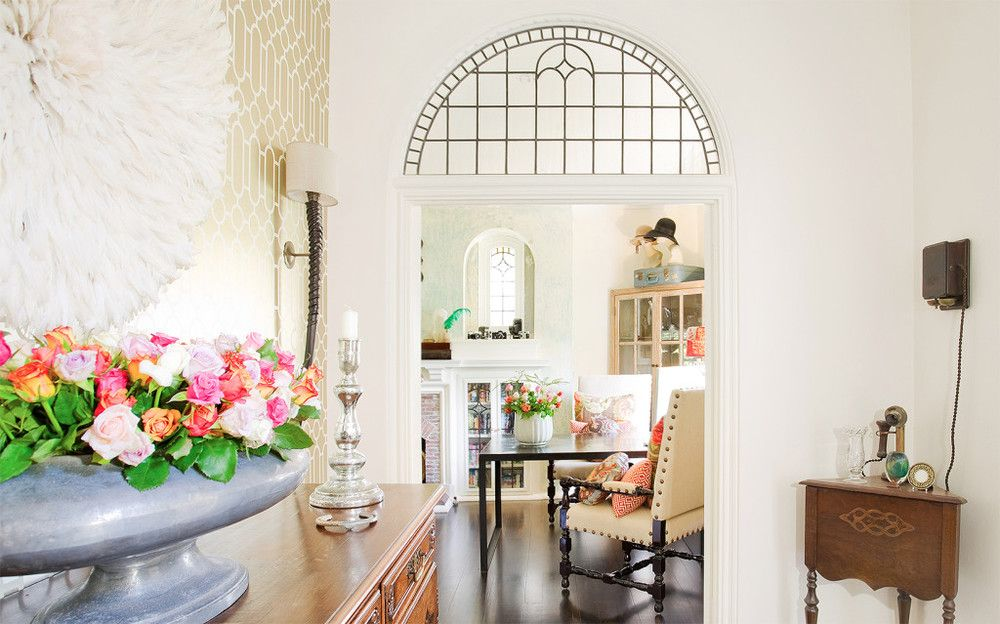 Interior Room Arches Decoration Ideas. Nice transom arca photo