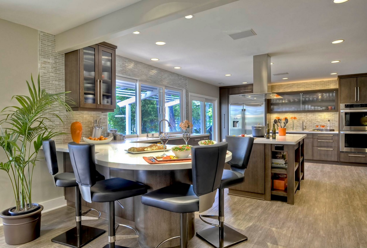 most original kitchen design ideas 2016 small design ideas most original kitchen design ideas 2016 studio kitchen with unusual furniture set in the dining