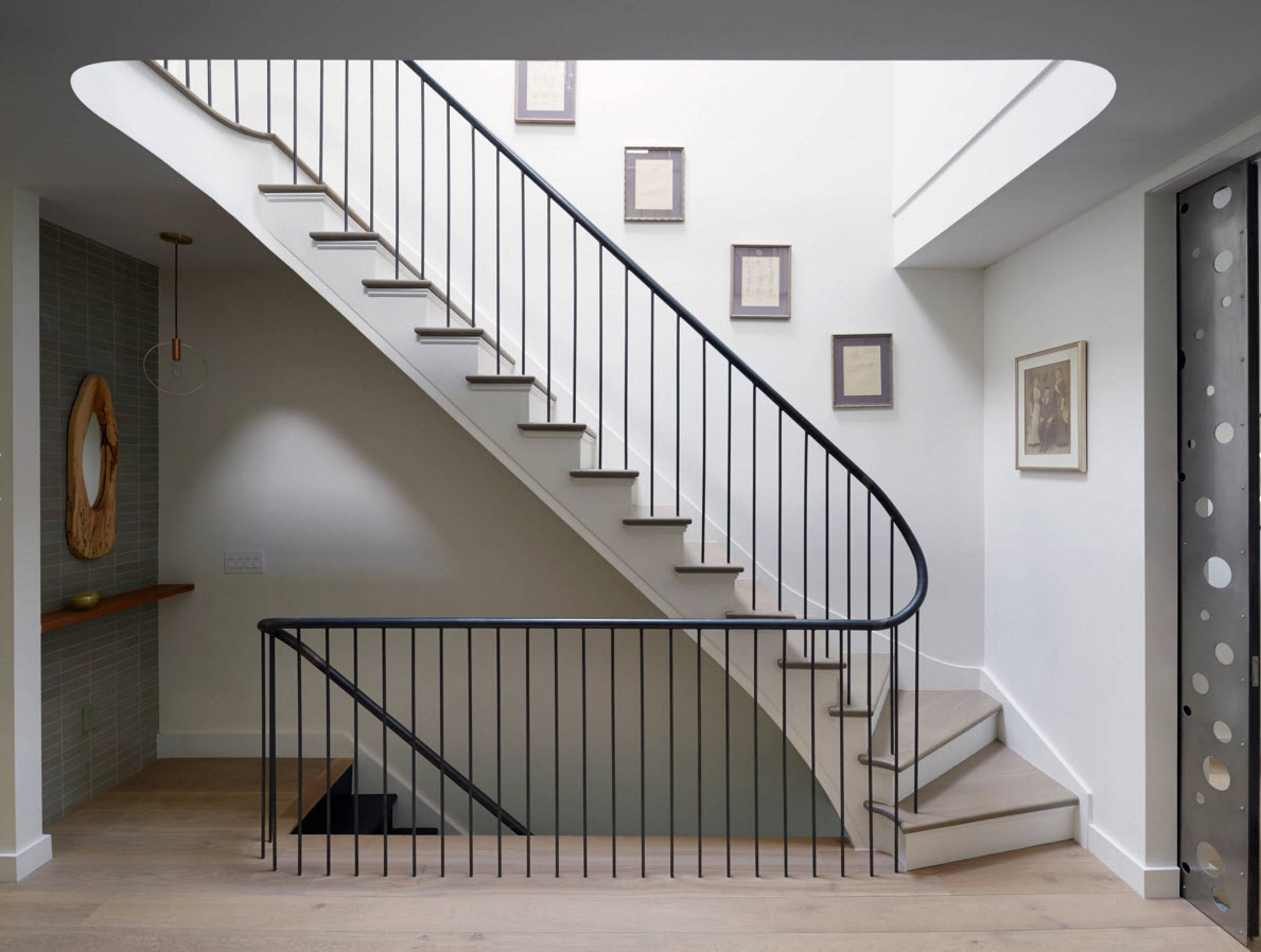Another look at the staircase