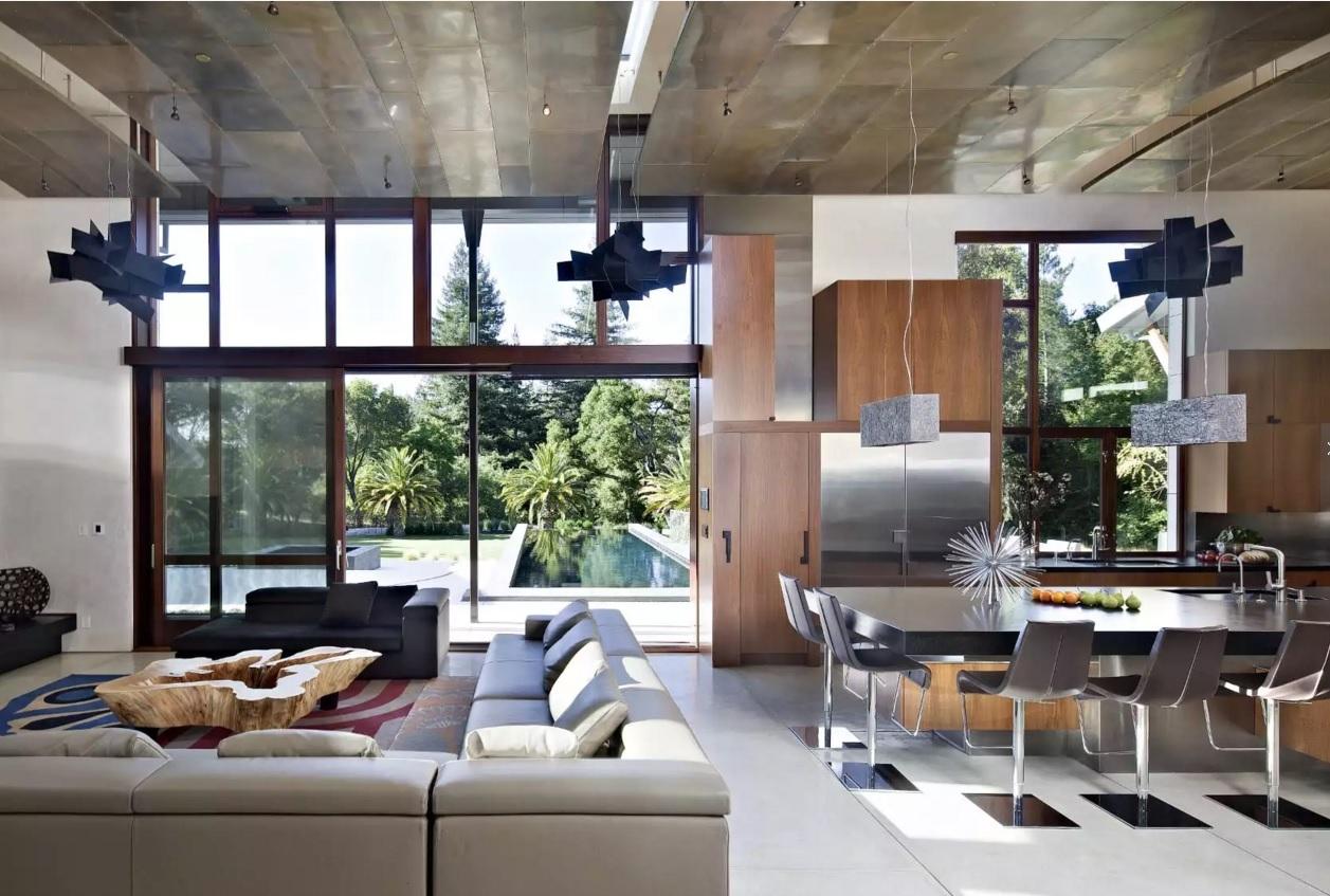 Unusual Trendy Living Room Interior Design Ideas - Small ...