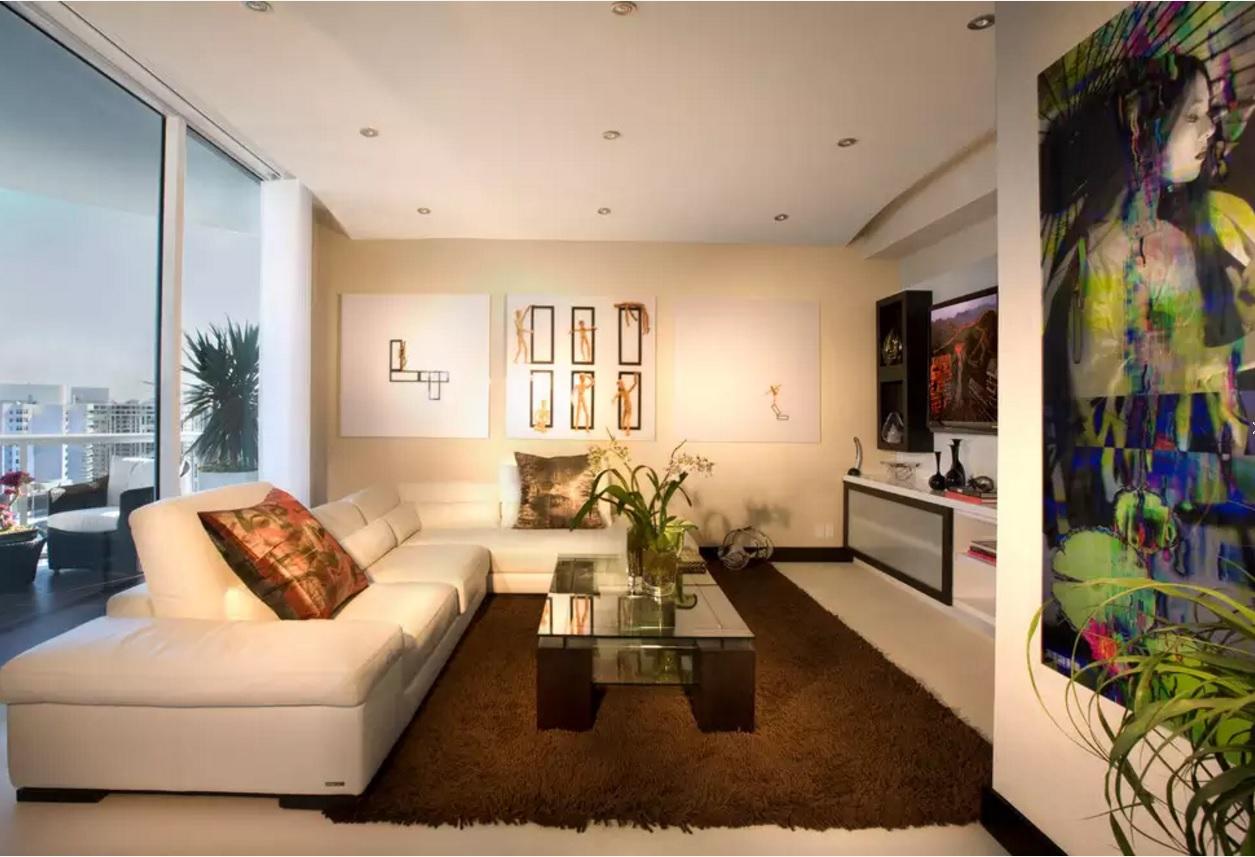 Lovely New Style Living Room Design Part - 3: 116 016 109
