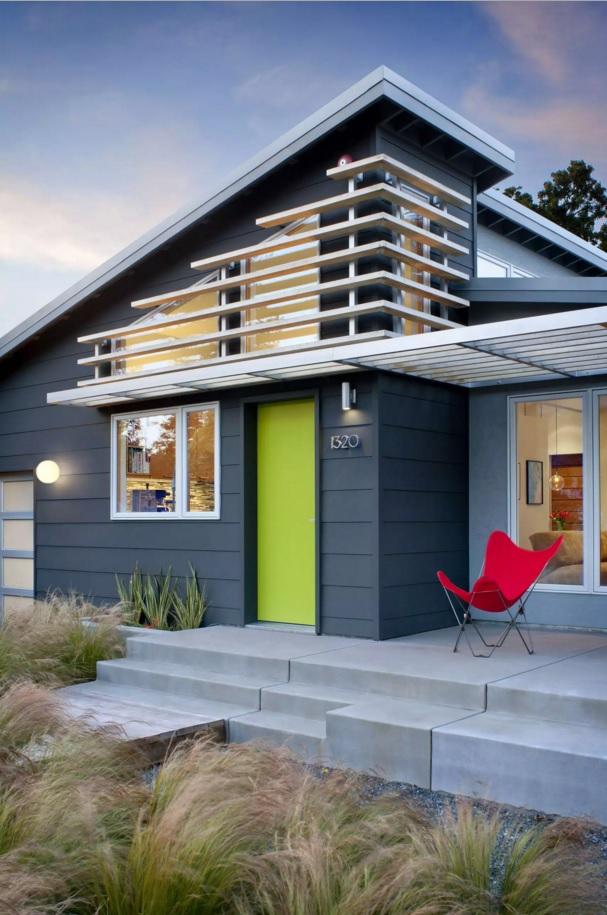 Original House Exterior Design Ideas - Small Design Ideas