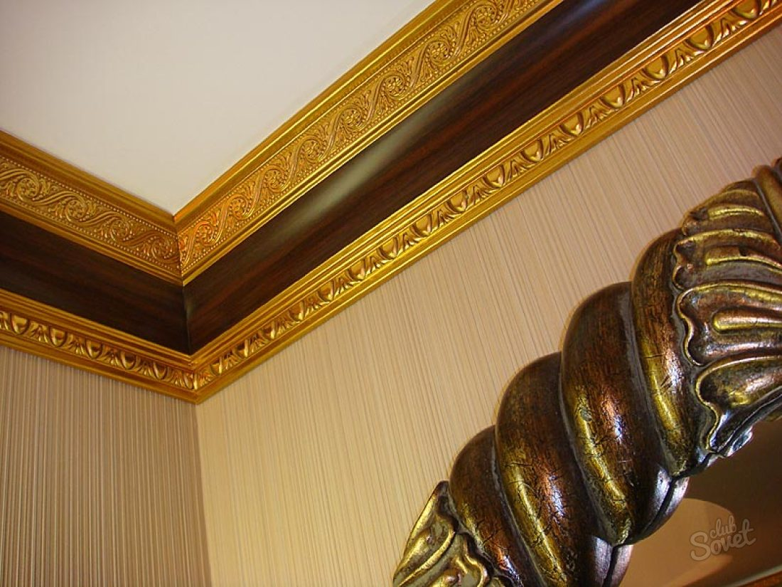 Top 15 Best Wooden Ceiling Design Ideas. Moldings in royal style