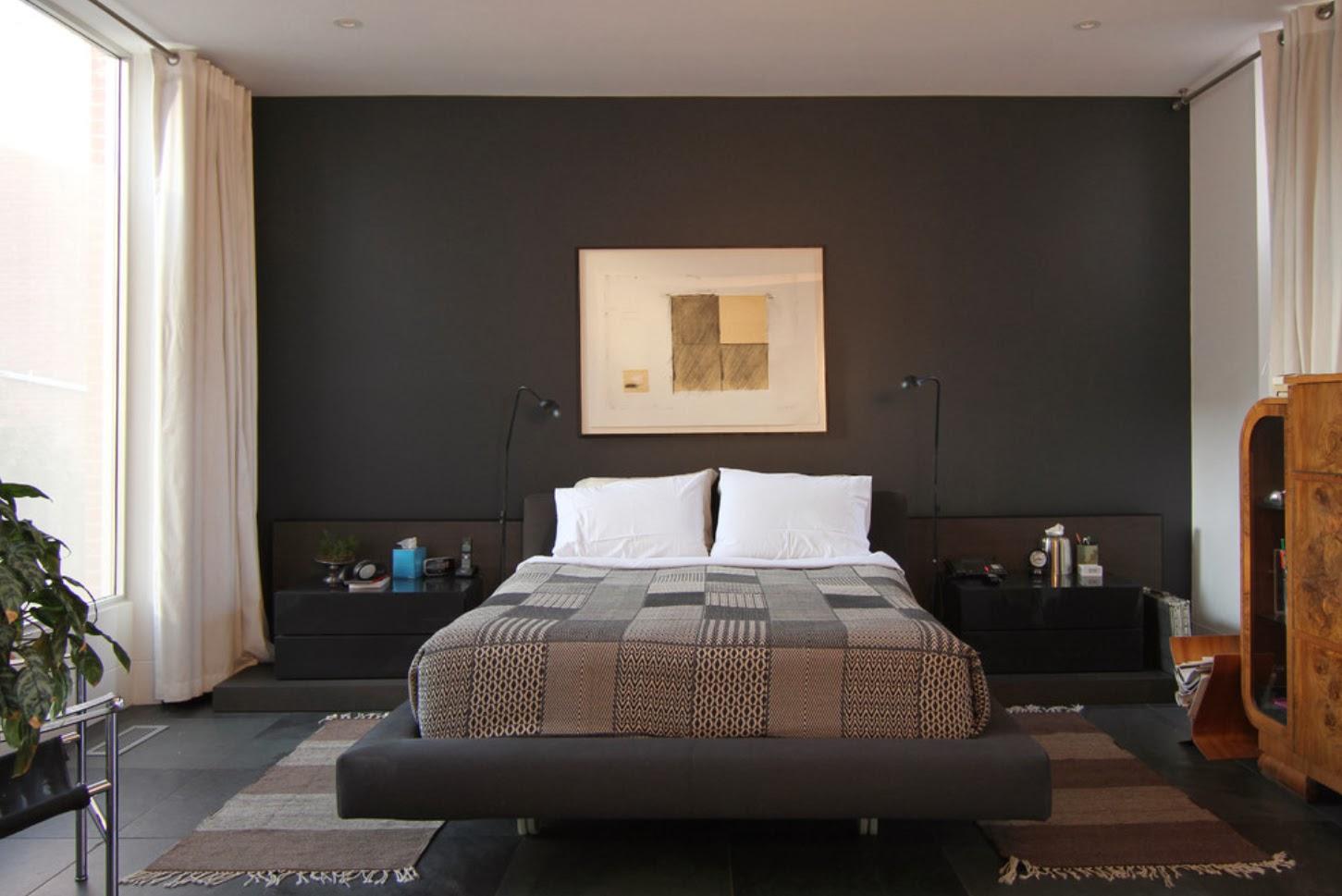 Black Furniture: Interior Design Photo Ideas - Small Design Ideas