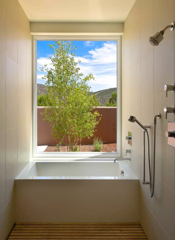 Small Bathroom Creative Remodel Ideas. Private house tight utilitarian space