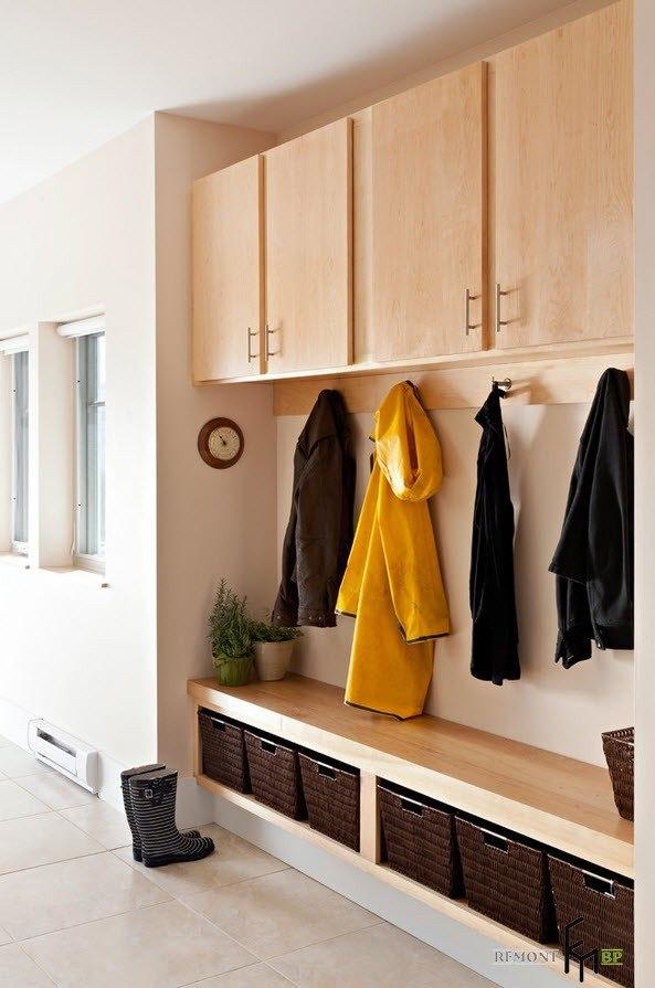 Nice design idea for small hall area
