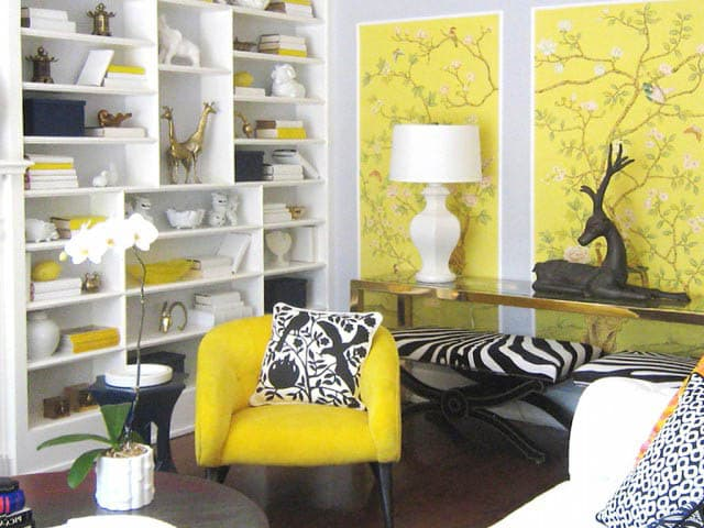 Decorations and accessories are an integral part of the style