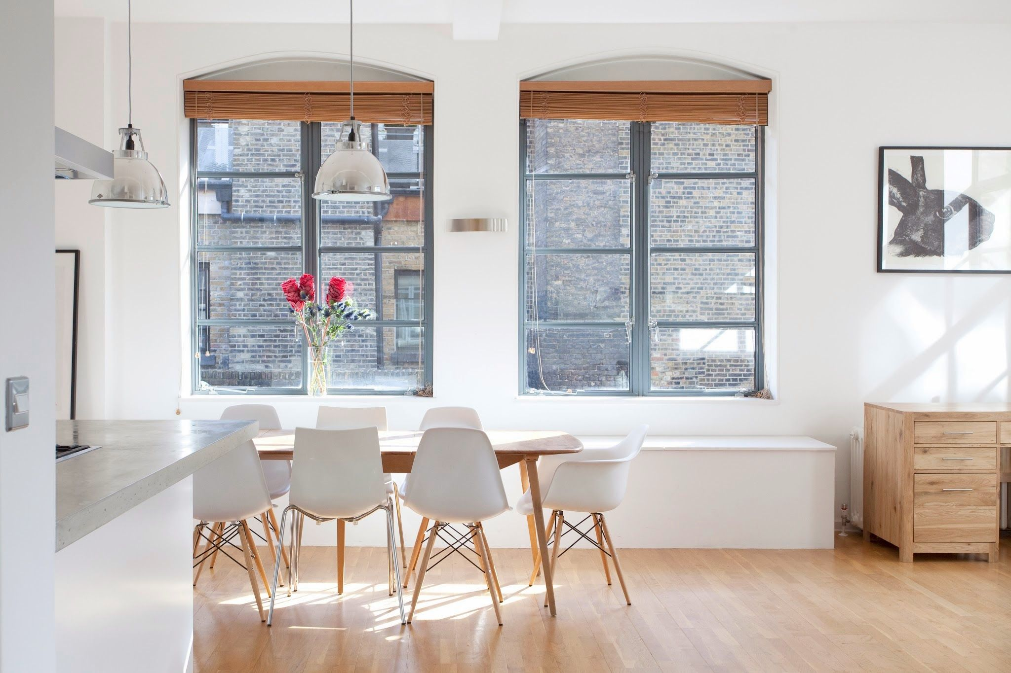 100 Kitchen Chairs Design Ideas. Industrial style in the modern interior