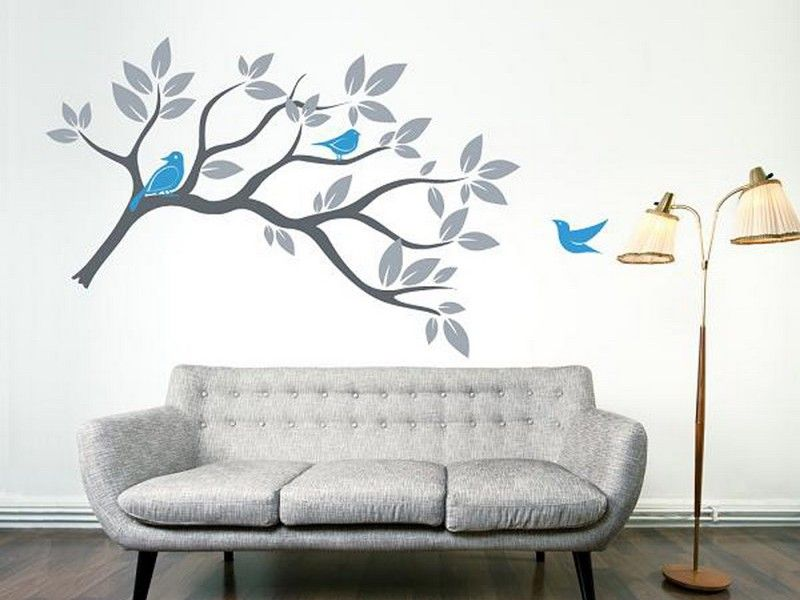 Awesome Wall Painting Step By Step Instruction. Glutinous Wal Paint Is The Best If  You Want