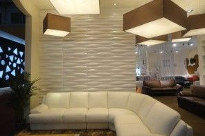 Interior Tile Trimming Ideas. PVC tiles (wall panels) for the modern design