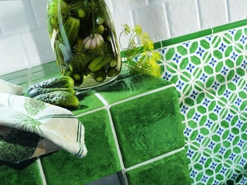 Common Types of Ceramic Tiles. Maiolica is Italian refinement and sense of style