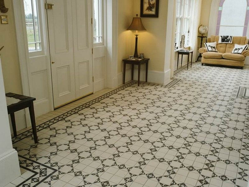 Common Types of Ceramic Tiles. Mettlach tile os one of the most classic ones