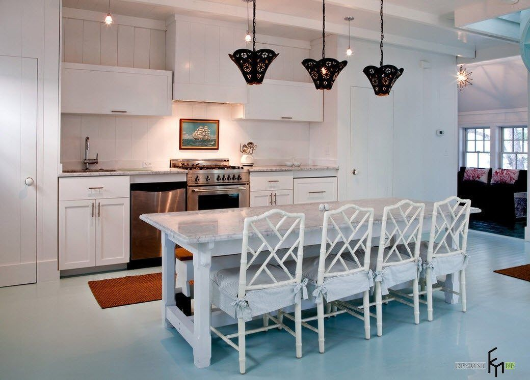 100 Kitchen Chairs Design Ideas. White unusual covers for wooden stools
