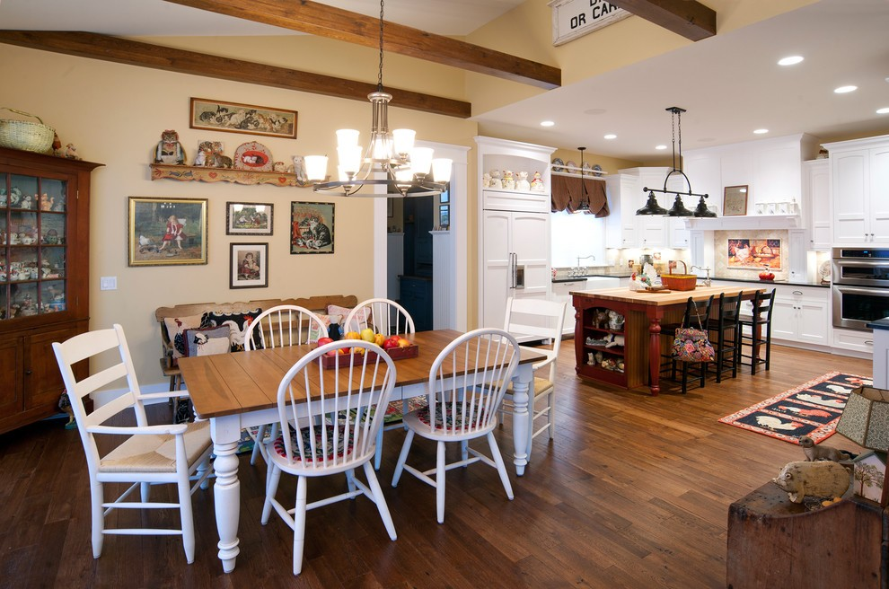 100 Kitchen Chairs Design Ideas. Country style decoration