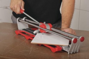 Ceramic Tiles Cutting Advice. Handy tile cutter