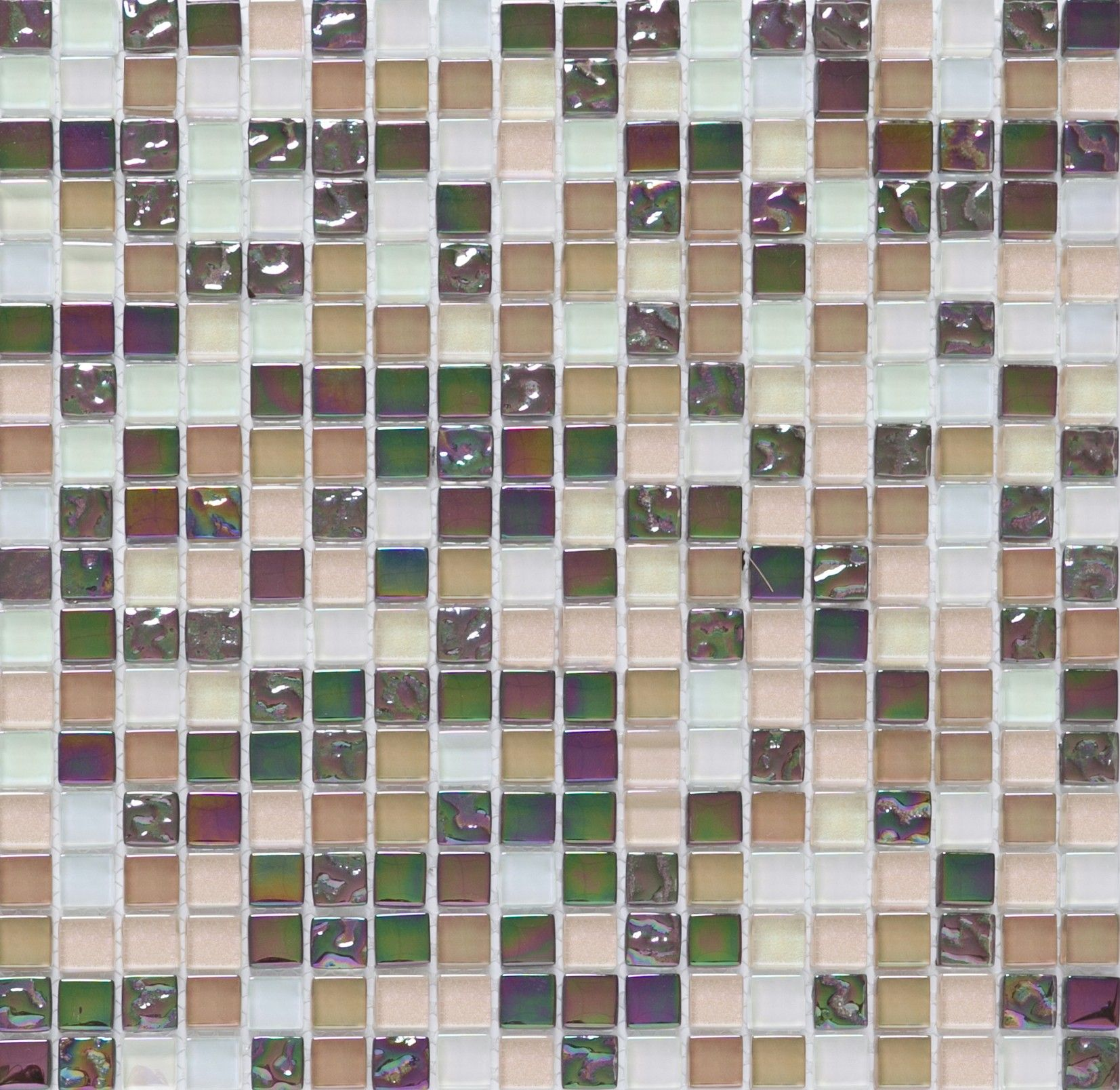Glass marble type of the tiles