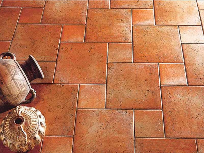 Common Types of Ceramic Tiles. Cotto is the material for country style