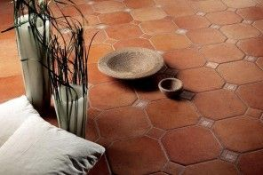 Common Types of Ceramic Tiles. Cottoforte raw tiles