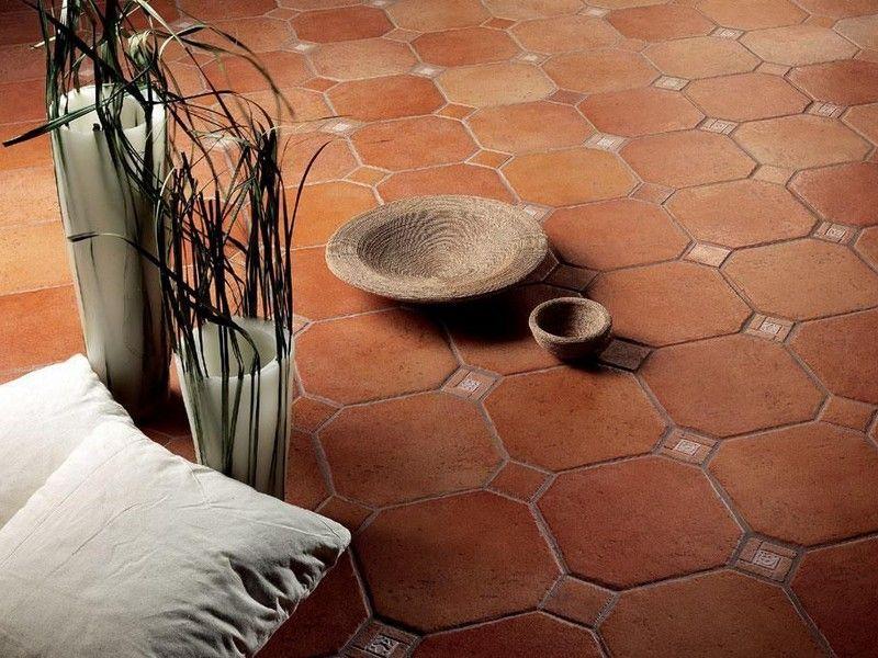Types of ceramic tiles